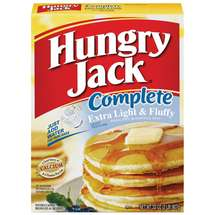 Hungry Jack Extra Light & Fluffy Pancake & Waffle Mix