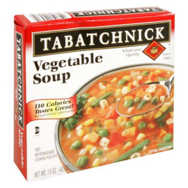 Tabatchnick Vegetable Soup