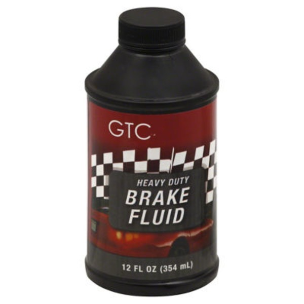 GTC Heavy Duty Brake Fluid