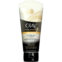 Olay Total Effects Citrus Scrub