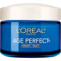 Age Perfect For Mature Skin Night Formula Skin Cream 2.5 oz