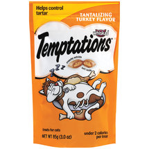 Whiskas Temptations Tantalizing Turkey Flavor Whiskas Temptations