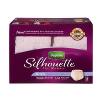Depend Silhouette for Women S/M Briefs