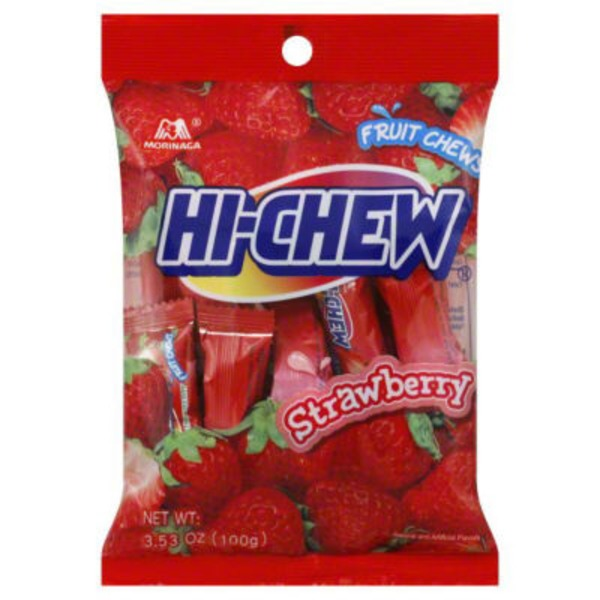 Morinaga Hi-Chew Strawberry Fruit