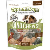 Dreambone Dinochews Peanut Butter