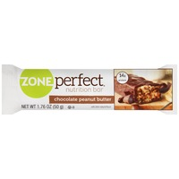 Zone Perfect Chocolate Peanut Butter Nutrition Bar
