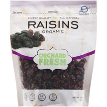Hines Orchard Fresh Organic Raisins