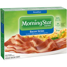 Morningstar Farms Veggie Bacon Strips