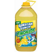 Hawaiian Punch Lemonade 128 Fl Oz