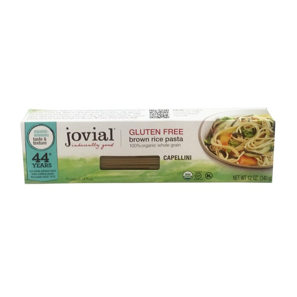 Jovial Gluten-Free Brown Rice Pasta