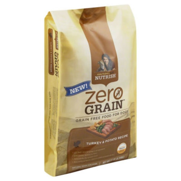 Nutrish Zero Grain Turkey & Potato Recipe Dog Food