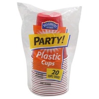 Hill Country Fare Party! Plastic Cups