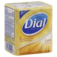 Dial Bar Gold Antibacterial Deodorant Soap