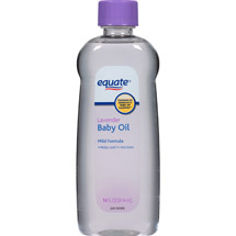 Equate Baby Oil Lavender