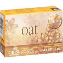 Grisi Oat Balancer with Humederm Bar Soap