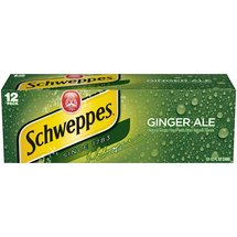 Caffeine Free Schweppes Ginger Ale Cool Pack