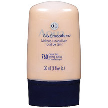 CoverGirl Smoothers Liquid Make Up Classic Tan