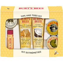 Burt's Bees Tips and Toes Gift Set Everday
