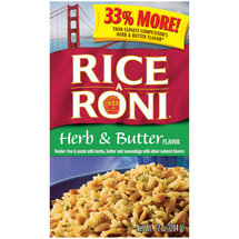 Rice-A-Roni Herb & Butter Rice Mix