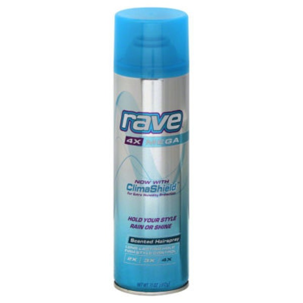 Rave Scented Hairspray