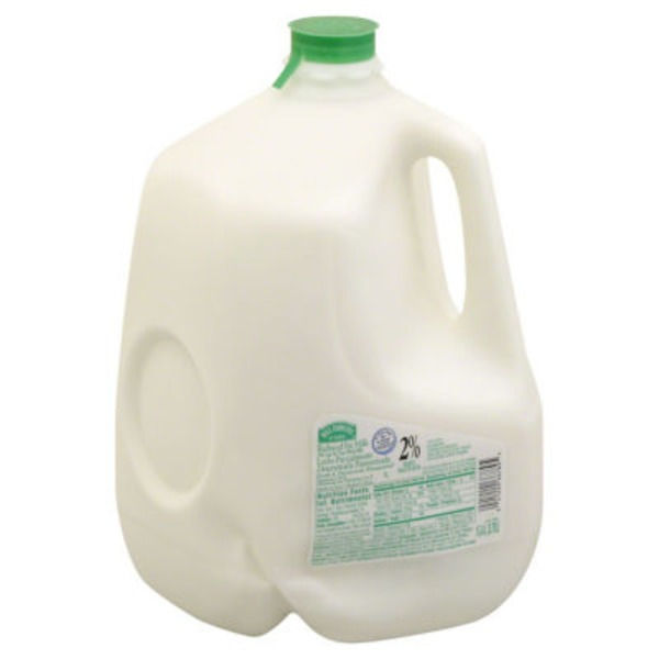 Hill Country Farm 2% Reduced Fat Milk