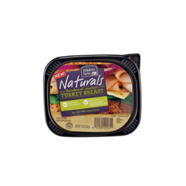 Hillshire Farm Naturals Hardwood Smoked Turkey Breast Lunch Meat