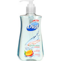 Dial Coconut Water & Mango Liquid Hand Soap