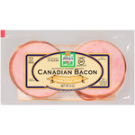 Jones Dairy Farm Natural Hickory Smoked Canadian Bacon