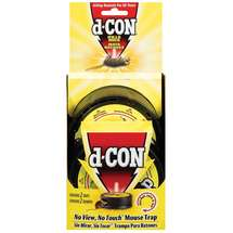 D-Con No View No Touch Mouse Trap