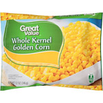 Great Value Frozen Whole Kernel Golden Corn