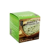 Plats Du Chef Creamy Spinach And Artichoke Dip