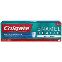 Colgate Enamel Health Whitening Clean Mint Anticavity Fluoride Toothpaste