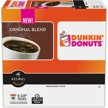 Dunkin' Donuts Original Blend Medium Roast Coffee K-Cup