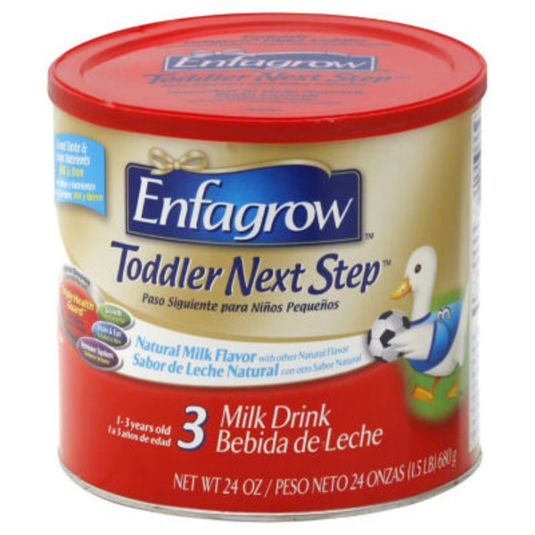 Enfagrow Toddler Next Step Natural Milk Drink