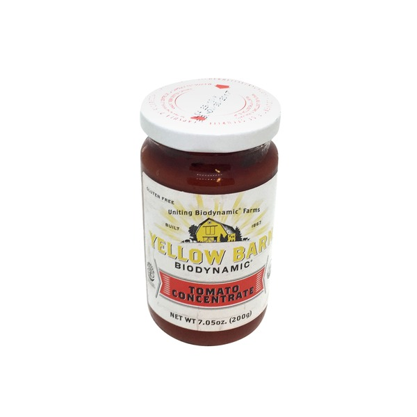 Yellow Barn Tomato Concentrate