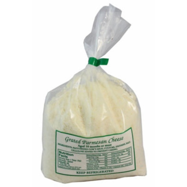 Central Market Grated Parmesan Cheese