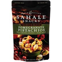 Sahale Snacks Pomegranate Pistachios