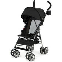Kolcraft Cloud Umbrella Stroller Black
