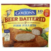 Gorton's Classic Beer Battered Fish Fillets
