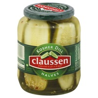 Claussen Kosher Dill Halves Pickles