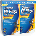 Osteo Bi-Flex Triple Strength Joint Care Dietary Supplement Coated Caplets (Pack of 2)