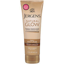 Jergens Natural Glow Daily For Fair to Medium Skin Tones Moisturizer