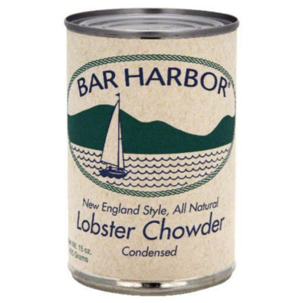 Bar Harbor Lobster Chowder
