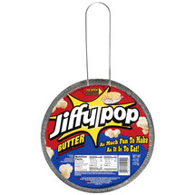 Jiffy Pop Butter Flavor Pan Popcorn
