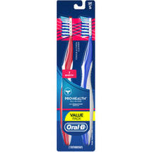 Oral-B CrossAction Pro-Health 40 Soft Toothbrush