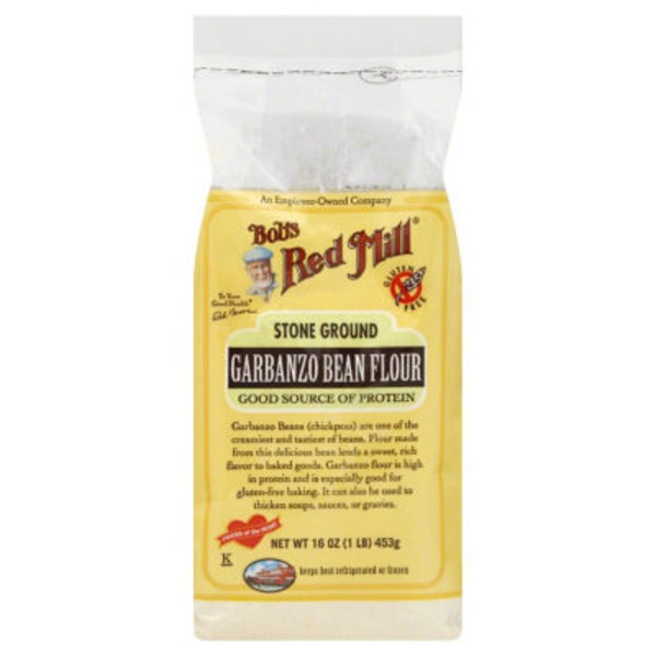 Bob's Red Mill Stone Ground Garbanzo Bean Flour