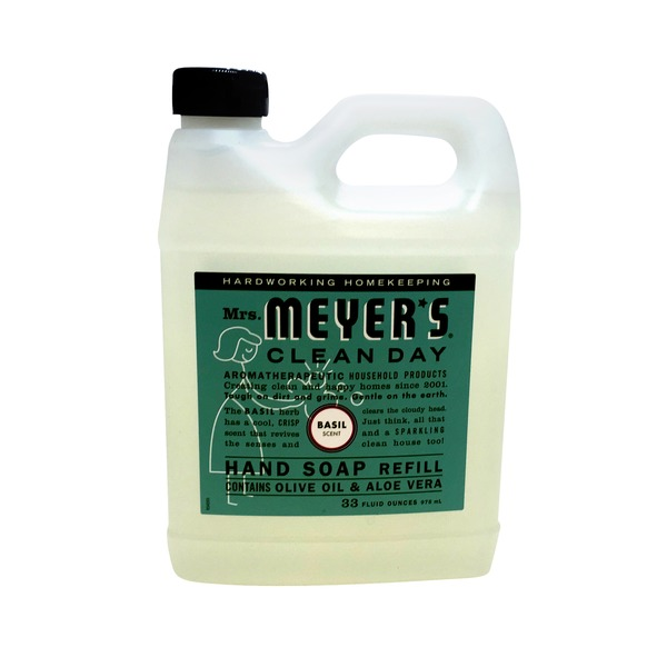 Mrs. Meyer's Hand Soap Liquid Refill