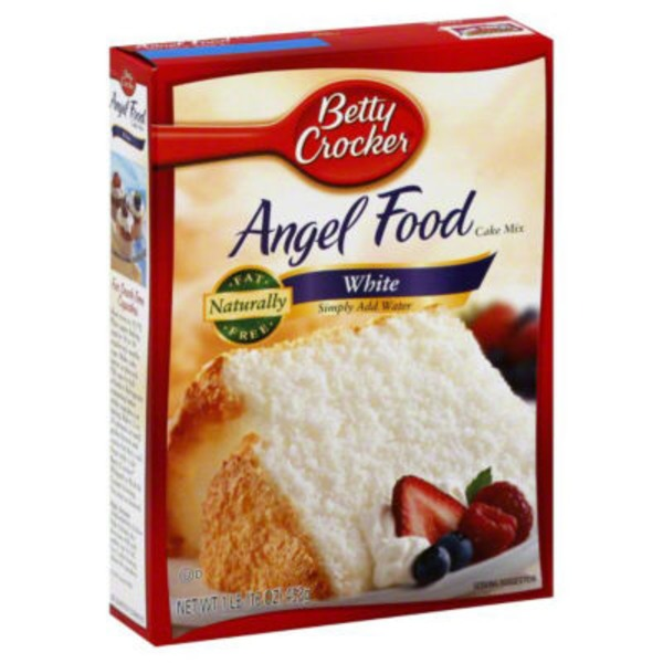 H-E-B Betty Crocker Angel Food Cake Mix Delivery Online In