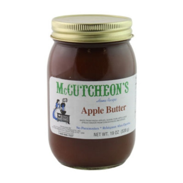 McCutcheon's Apple Butter