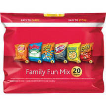 Frito-Lay Family Fun Mix Chips Variety Pack